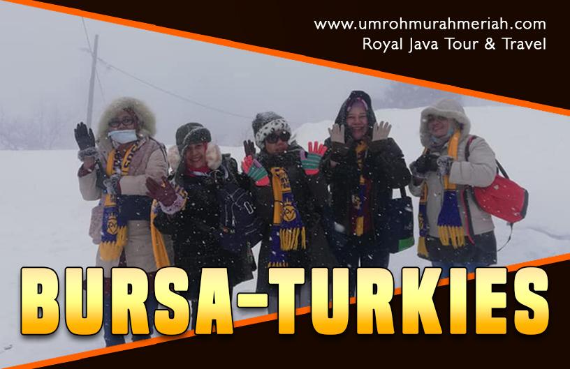 Umroh Plus Turki + Bursa